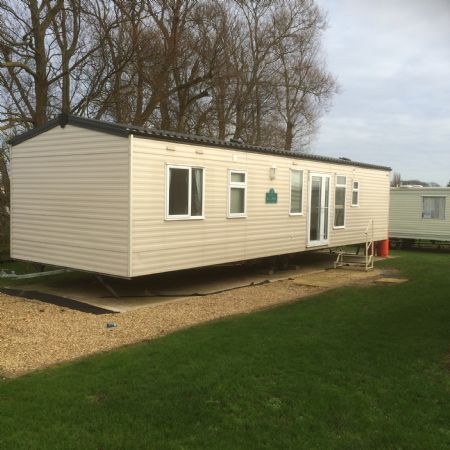 Private static caravan rental image from Heacham Beach Holiday Park, Hunstanton, Norfolk