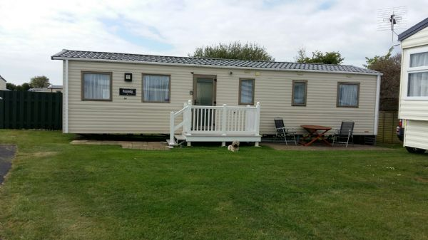Private static caravan rental image from Littlesea Holiday Park, Weymouth, Dorset