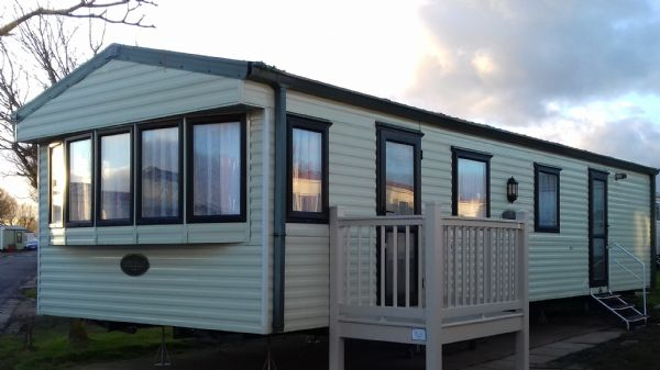 Private static caravan rental image from Sand-le-Mere Caravan and Leisure Park, Withernsea, Yorkshire