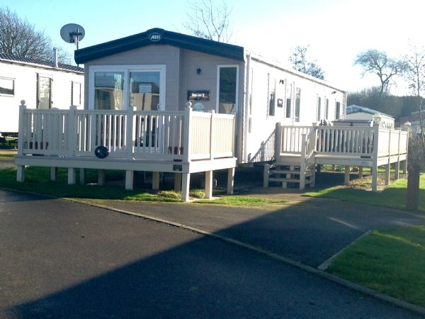 Private static caravan rental image from Primrose Valley Holiday Park, Filey, Yorkshire