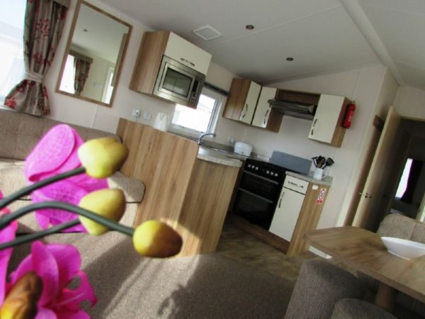 Private static caravan rental image from Wyndham Holiday Park, Cromer, Norfolk