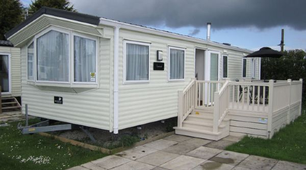 Private static caravan rental image from Flamingo Land Family Fun Park and Holiday Village, York, Yorkshire