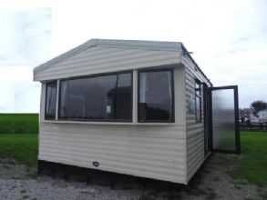Private static caravan rental image from Golden Gate holiday Village, Towyn, Denbighshire