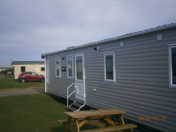 Private static caravan rental image from Perran-Sands Holiday Park, Perranporth, Cornwall