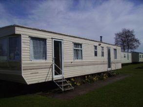 Private static caravan rental image from Kiln Park Holiday Centre, Tenby, Pembrokeshire