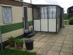 Private static caravan rental image from The Retreat c/o Riverside House, Wainfleet, Skegness, Lincolnshire