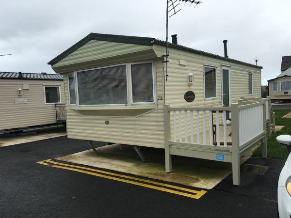 Private static caravan rental image from Palins Holiday Park, Towyn, Aberdeenshire