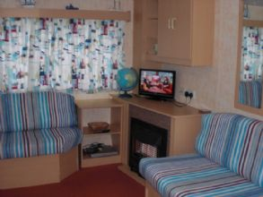 Private static caravan rental image from Tarka Holiday Park, Braunton, Devon