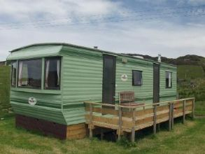 Private static caravan rental image from Aultbea Caravans, Aultbea Highland, Highland