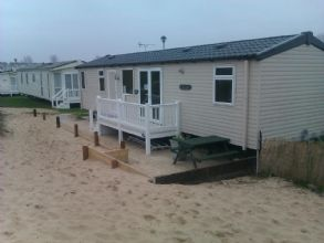 Private static caravan rental image from Caister Holiday Park, Great Yarmouth, Norfolk