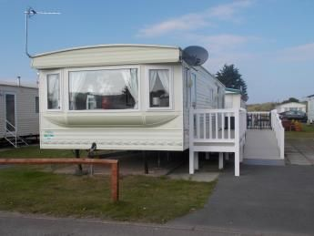 Private static caravan rental image from Presthaven Sands, Prestatyn, Denbighshire