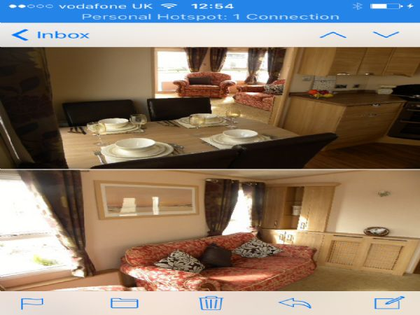 Private static caravan rental image from Cayton Bay Holiday Park, Scarborough, Yorkshire