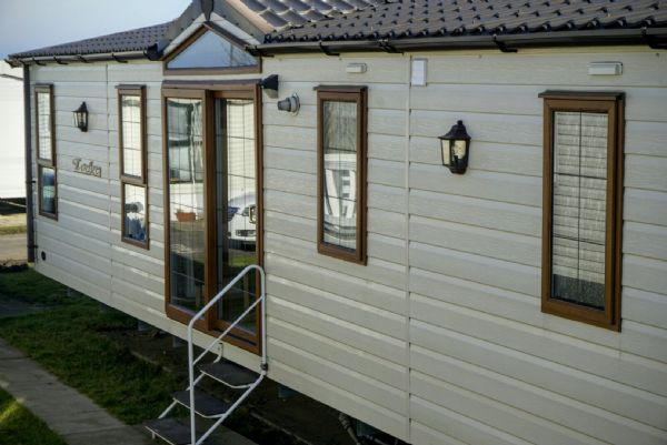 Private static caravan rental image from Whitley Bay Holiday Park, Whitley Bay, Tyne and Wear