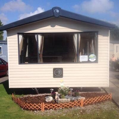 Private static caravan rental image from Marton Mere Holiday Village, Blackpool, Lancashire