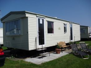Private static caravan rental image from Coastfields Leisure, Skegness, Lincolnshire