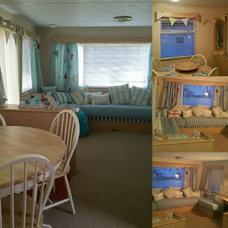Private static caravan rental image from Hazelgrove Caravan Park, Saltburn-by-the-Sea, Yorkshire
