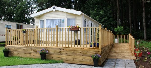 Private static caravan rental image from Abbeyfords Holiday Park (Towyn), Aberdeen, Aberdeenshire