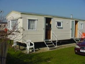 Private static caravan rental image from Hayling Island Holiday Park, Hayling Island, Hampshire